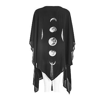 Restyle-maan fases-Gothic Fashion sjaal