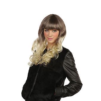 Bristol Novelty Unisex Adultos Pop Chica Wig