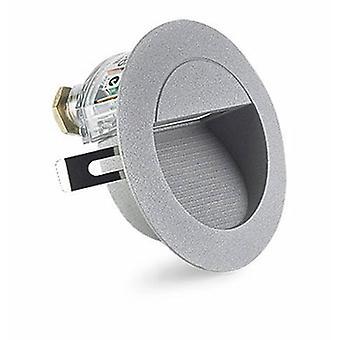 LED parete esterna grigio chiaro IP65