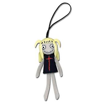 Cell Phone Charm - Death Note - New SD Misa Plush Doll Anime Licensed ge8233
