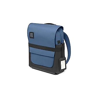 Moleskine Backpack Casual ID Collection - Laptop PC Port 15' en Tablet - Waterproof Backpack met Ademende Rug - Van Kantoor en Werk - Blue Boreal