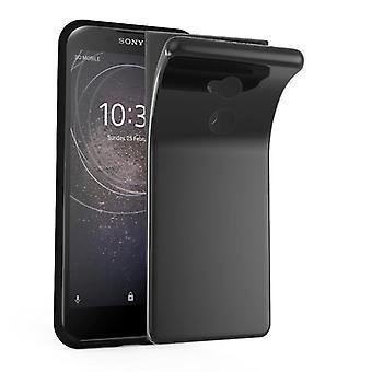 Cadorabo Case for Sony Xperia L2 Case Cover - Flexible TPU Silicone Case Case Ultra Slim Soft Back Cover Case Bumper