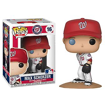 Major League Baseball Max Scherzer Pop! Vinyl