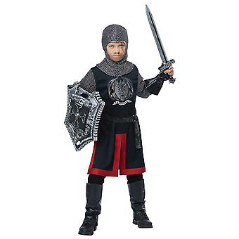 Dragon Knight Valiant Medieval Renaissance Book Week Child Boys Costume