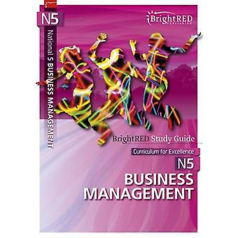 BrightRED Study Guide - National 5 Business Management - 9781906736330