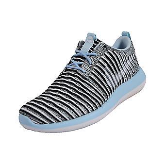 Nike Roshe Two Flyknit Blue / Black / White