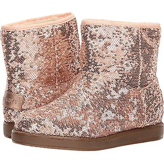 G by Guess Womens Asella Fabric Closed Toe Ankle Fashion Boots