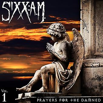 Sixx:a.M. - Prayers for the Damned [CD] USA import
