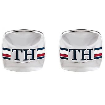 Tommy Hilfiger 2790175 Stainless Steel Square Cufflinks