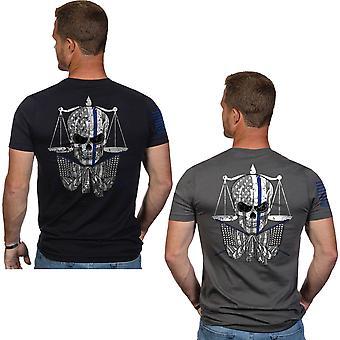Nine Line Apparel TBL Skull Short Sleeve T-Shirt