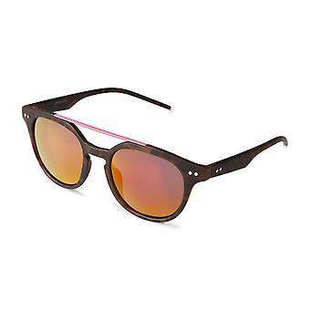 Polaroid Unisex Brązowe okulary przeciwsłoneczne - PLD1076976