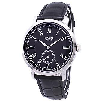 Casio Analógico Cuarzo MTP-E150L-1BV MTPE150L-1BV Hombres's Reloj