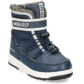 Moon Boot Junior Boy WP 34051600003 universal winter kids shoes