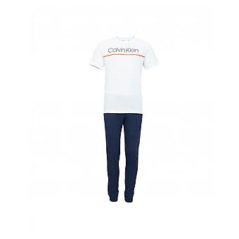 Katoenen pyjama set van Calvin Klein U/Wear
