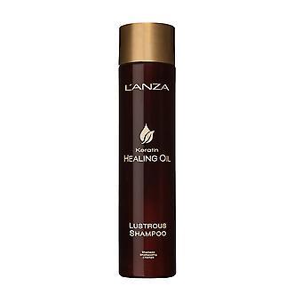 Lanza Keratin Healing Oil Lustrous Shampoo 300ml