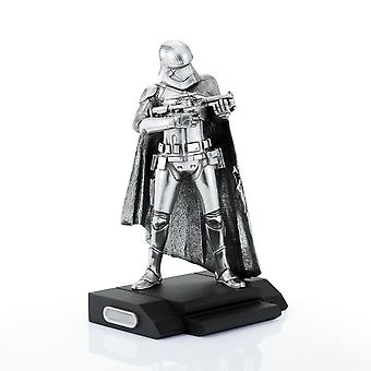 Star Wars By Royal Selangor ES7036A LIMITED EDITION Captain Phasma Pewter Figurine