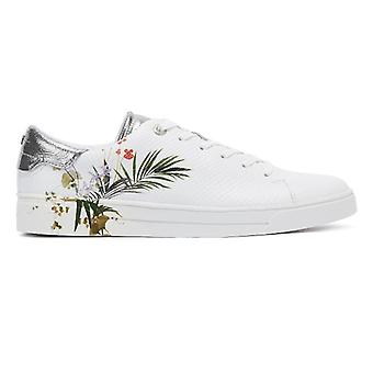 Ted Baker Penil Womens White Trainers