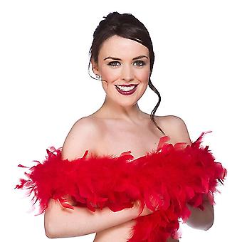 Wicked Costumes Feather Boa - Red