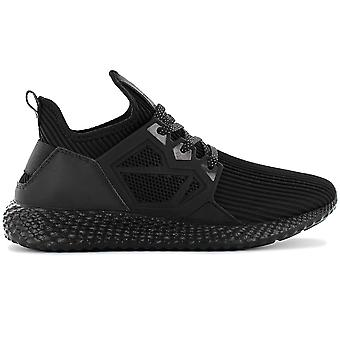 Certified London CT 1000 Men's Shoes Black Sneakers Sports Shoes