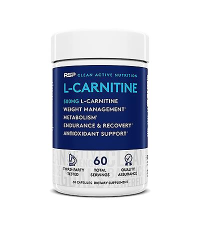 Rsp l-carnitine capsules, weight management, metabolism boost, stimulant free