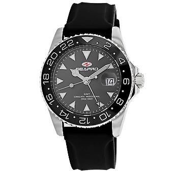 Seapro Men's Reloj de marcación gris - SP0120