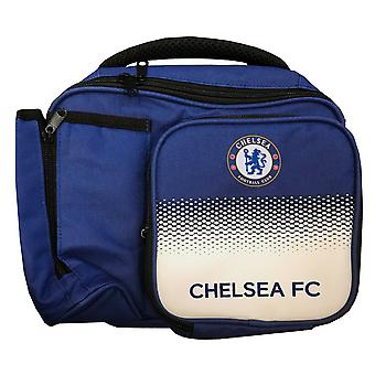 Chelsea FC Fade Lunch Bag with Bottle Holder