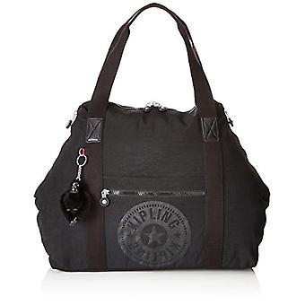 Kipling ART M Beach bag 58cm 26 liters Black (Black Limited)