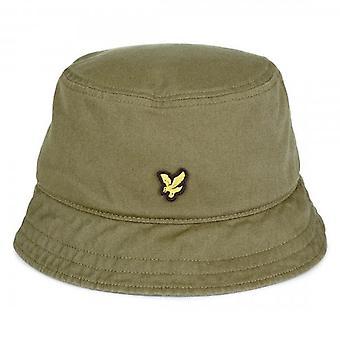 لايل وسكوت شعار الحزاز الأخضر دلو قبعة HE800A