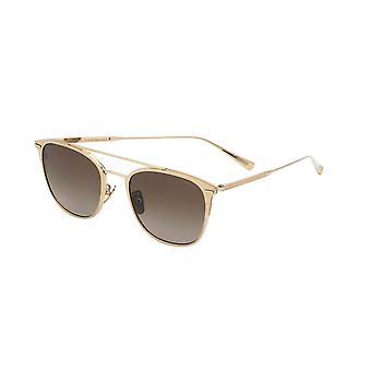 Chopard SCHC96M 8M6P Shiny Camel/Polarised Brown Gradient Sunglasses