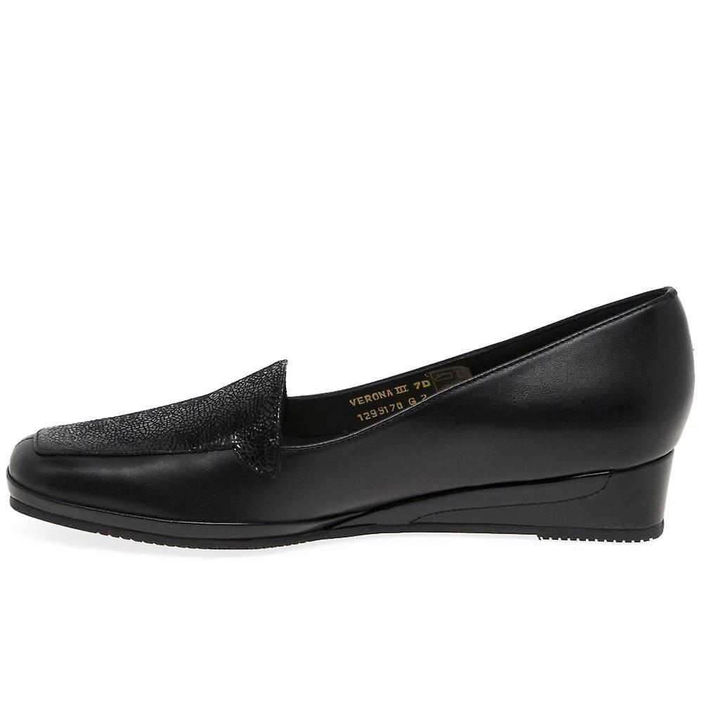 Van Dal Verona III Womens Wedge Heel Shoes