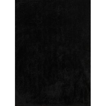 31& x 37& x 2.7&Musta Polyesteri Matto Matto