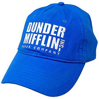Het Office Dunder Mifflin Logo Strapback Hat