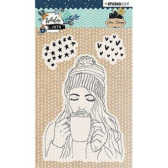 Studio Light Stamp A6 Winter Joys Number 420