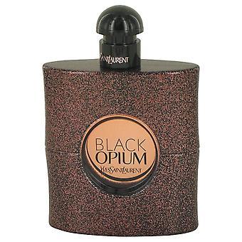 Schwarzen Opium Eau De Toilette Spray (Tester) von Yves Saint Laurent 3 oz Eau De Toilette Spray