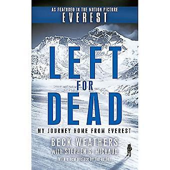 Left For Dead: Min resa hem från Everest