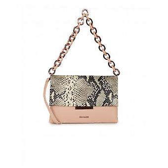 Ted Baker Accessories Snake Print Crossbody Bag