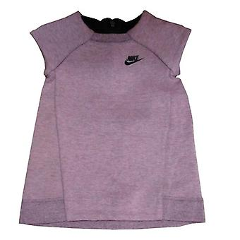 Sport outfit a baba Nike 084-A4L Rózsaszín fekete/36 hónap
