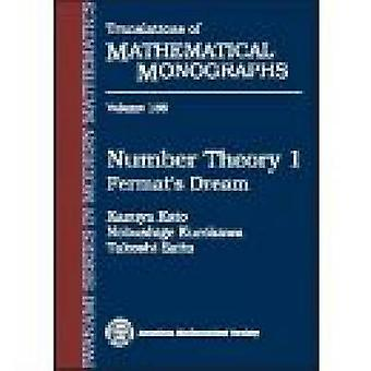 Number Theory - Volume 1 - 9780821808634 Book