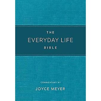 The Everyday Life Bible Teal LeatherLuxe (R) - The Power of God's Word