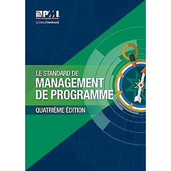 The Standard for Program Management - French by Project Management In