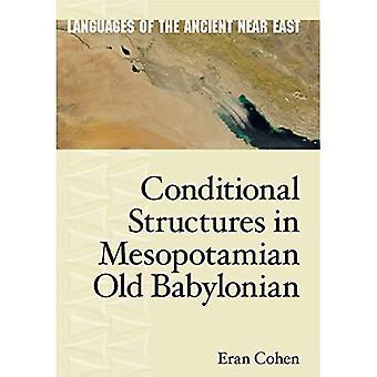 Estruturas condicionais em mesopotâmico antigo babilônico (línguas do antigo Oriente próximo)
