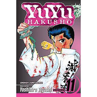 YuYu Hakusho Vol. 11 by Yoshihiro Togashi