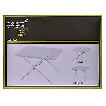 Table en plastique Gelert Unisex 2.9KG