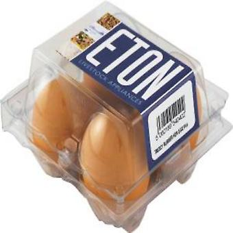 Eton Rubber Hen Nest Egg (Pack Of 4)