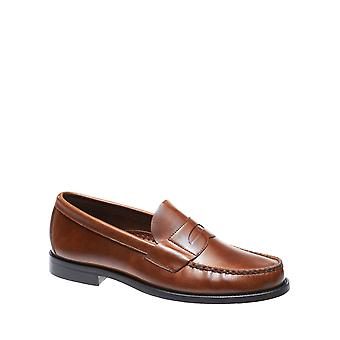 Sebago Men's Heritage Penny Leather Loafers