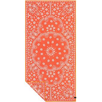 Slowtide Paisley Park Red Travel Beach Towel in  Red