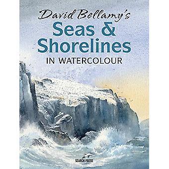 David Bellamy-apos;s Mers et Shorelines in Watercolour de D. Bellamy -