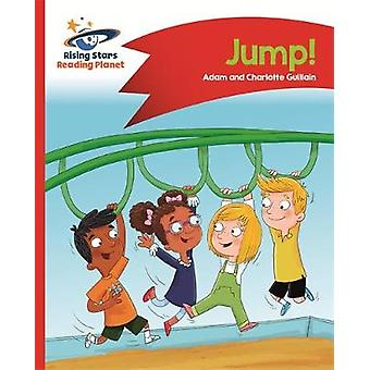 Reading Planet  Jump  Red A Comet Street Kids by Adam Guillain & Charlotte Guillain