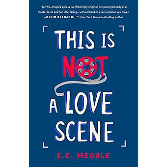 This is Not a Love Scene by S. C. Megale - 9781250190499 Book