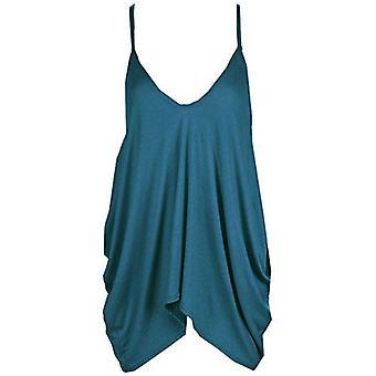 Ladies Lagenlook Camisole Vest Top